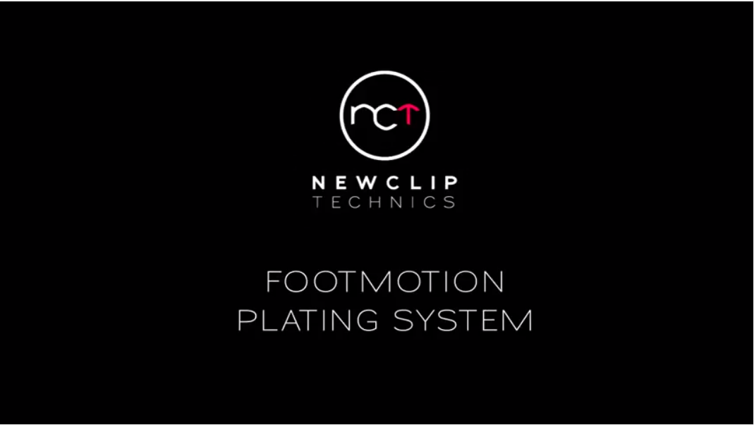 footmotion plating system miniature